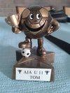 Remise des prix saison 2014/2015 - Association Jeunesse Alcyaquoise