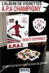 L'ALBUM D'AUTOCOLLANTS AUX COULEURS DE L'A.P.A.C BIENTOT DISPONIBLE - A.P.A.C CHAMPIGNY SUR MARNE