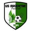 logo du club US ARGENTRE FOOTBALL