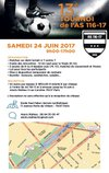 Tournoi de l'AS 2017 - Association Sportive 116-17
