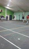 Entraînement en salle janvier 2017 - Association Sportive Belleau