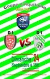 4ème tour de Coupe d'Aquitaine : Tonneins FC - ASCCL - ASCCL