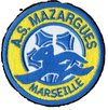 logo du club AS MAZARGUES