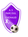 logo du club A.S PARCOUL CHENAUD