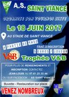 tournoi sixte le 18 juin 2017 - Association Sportive de Saint-Viance