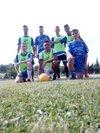 Tournoi de Barjac 6eme sur 12 - Association sportive de Saint Victor de malcap