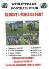 Ecole de foot 2016 / 2017 - ATHLETI'CAUX Football Club