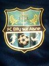 logo du club fc billy sur aisne