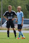 Retour en images (3) sur BEFC - Hoybraten Stovner (Norvège, B16) - Bordeaux Elite Football Club
