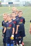 Journée de rentrée pluvieuse .... donc heureuse pour les U 7, U 9 et U 13 - FOOTBALL  CLUB    BRENNE-ORAIN