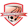 logo du club ecole football de le refuge