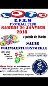 Loto EFRM 2018 Fontvieille - ENTENTE FONTVIEILLE-RAPHELE-MOULES
