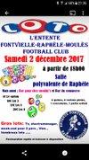 Loto EFRM 2017 à Raphèle - ENTENTE FONTVIEILLE-RAPHELE-MOULES