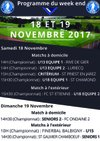 matchs du week end - Entente Sportive Saint Christo Marcenod Football