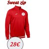 SWEAT ZIPPE