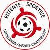 logo du club Entente Sportive la Tourlandry Vezins Chanteloup