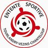 logo du club Entente Sportive la Tourlandry Vezins Chanteloup