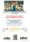 Ecole de foot de l'ESV - Effort Sportif Vouziers