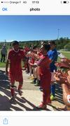 Dernier match de saison les adieux de Ju ...pour combien de temps ? - FC CERESTE REILLANNE