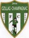 logo du club FOOTBALL CLUB OZILLAC/CHAMPAGNAC