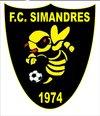 logo du club FOOTBALL CLUB DE SIMANDRES