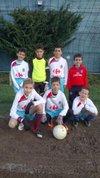 Équipe des U 10 et un 11 - FC Objat
