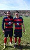 Remise maillots équipe B + 1/8 de finale contre Neuvy (2-0) - Football Club Sennecé les Mâcon
