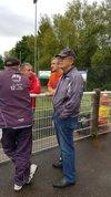 Reprise de l'entrainement - le 25 juillet 2017 - Football Club de Sainte-Marguerite