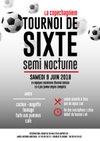 tournoi semi nocture le 9 juin 2018 equipe maxi 24 mais vous pouvez reservez vos repas !!!!n'hésiter pas - ES La Copechagniere