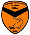 logo du club Football Universitaire de Nîmes GEA IUT de Nîmes
