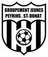 logo du club Groupement Jeunes Peyrins St. Donat