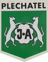 logo du club Jeanne d'Arc de Pléchâtel