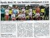 ARTICLES DE PRESSE - Pordic Binic FC