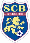 logo du club SPORTING CLUB DE BERNAY FOOTBALL