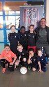 Nos petits U11 - 2017/2018 - Sporting Claret Futsal