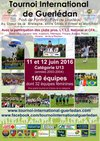 U13 - 14ème Tournoi International de Guerlédan - 11&12 Juin 2016 - SPORTING CLUB LE RHEU