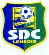 logo du club sporting detente club lensois