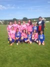 DEBUT ECOLE FOOT FEMININ - SAINT-FARGEAU SF SECTION FEMININE