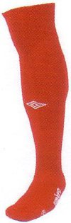 N°3 - CHAUSSETTES « DIMOND SOCK » ROUGE