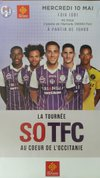 SO TFC à Foix - Entente Football SPAM
