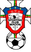 logo du club sporting club macon