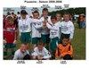 Les équipes saison 2005 - 2006 - Saint Sébastien Football