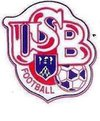 logo du club Union sportive Beaumontoise de football .