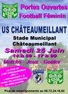 25.06.2016 ~ Portes Ouvertes Féminines et Pot de remerciement entre Dirigeants d'équipe - Union Sportive de Châteaumeillant