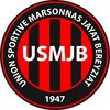 logo du club UNION SPORTIVE MARSONNAS-JAYAT-BEREZIAT
