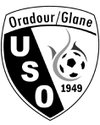 logo du club US ORADOUR SUR GLANE