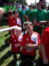 Coupe des Deux-Sèvres 10/06/18 : rammasseur de balles par les jeunes EVSABB - ENTENTE VOULMENTIN ST AUBIN LA COUDRE