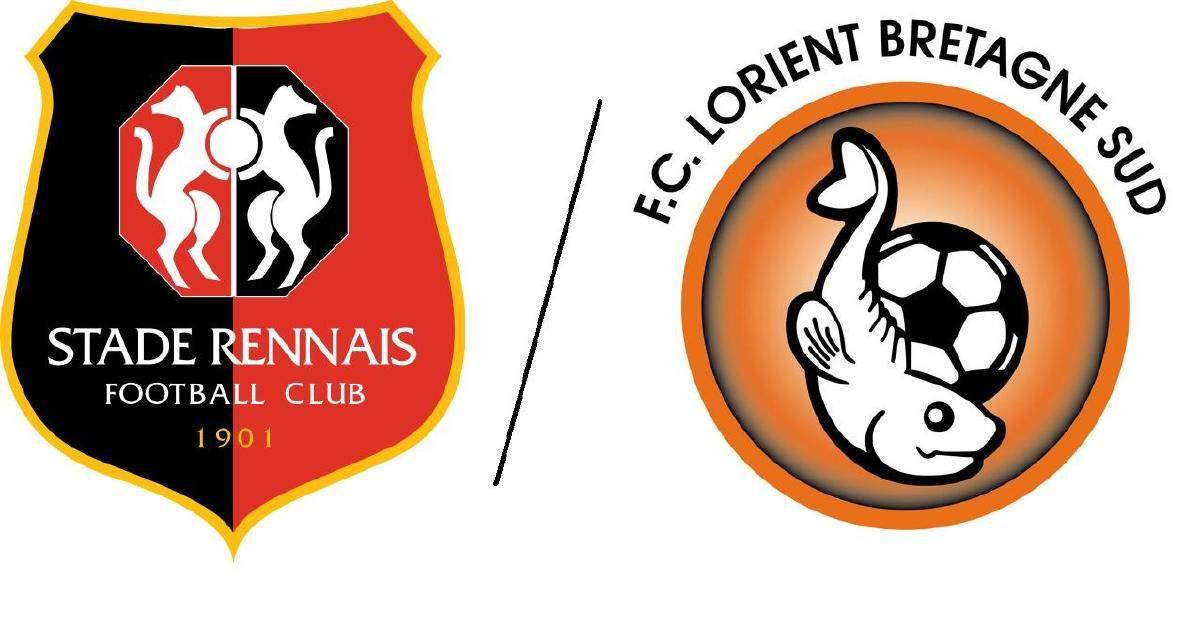 Rennes 1-0 Lorient : Rennes arrache le derby breton