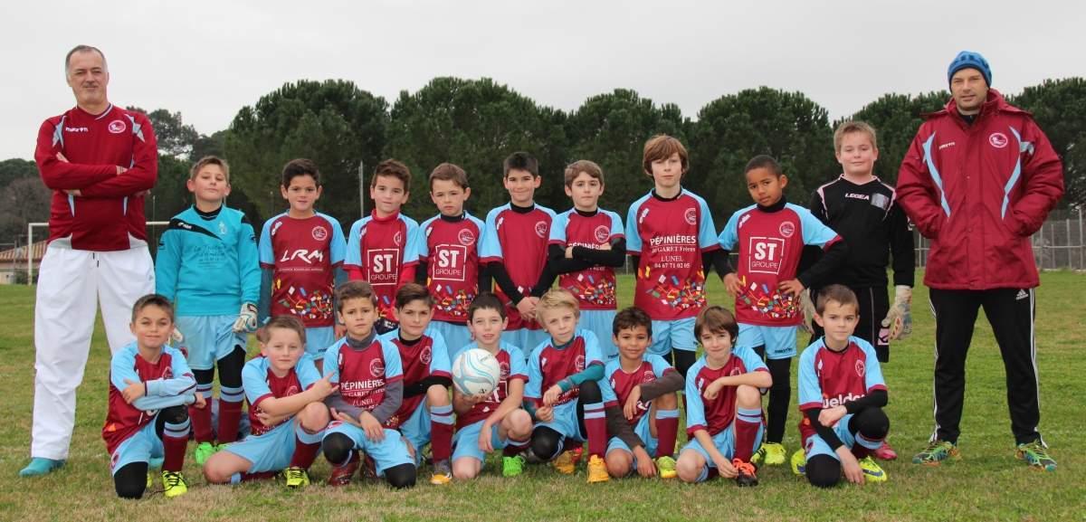 Equipe U9 (2007)