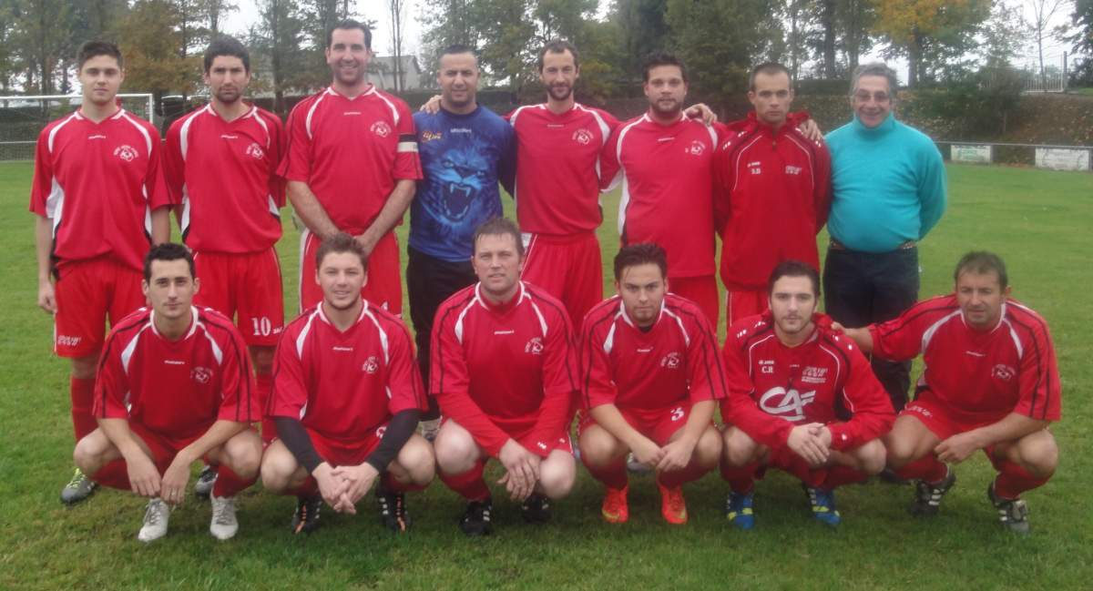 Séniors équipe 3